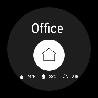 Android Wear app overview – Canary Help Center